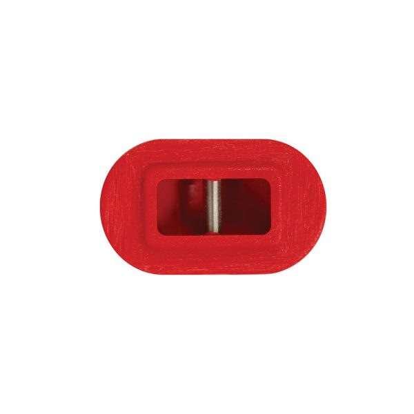 LEASH-PLUG-RED